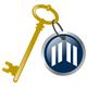 Hotel Logo - Zimmerschlüssel