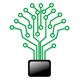 Datenbaum - Digitaler Baum
