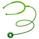 Grüner Stethoskop - Logo für einen Arzt