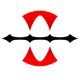 Zahn mit Zahnspange - Logo für Zahnarzt