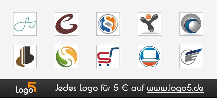Buchstaben Logo