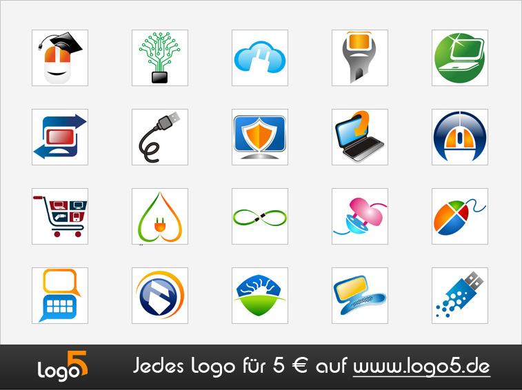 Computer Elektronik Logos