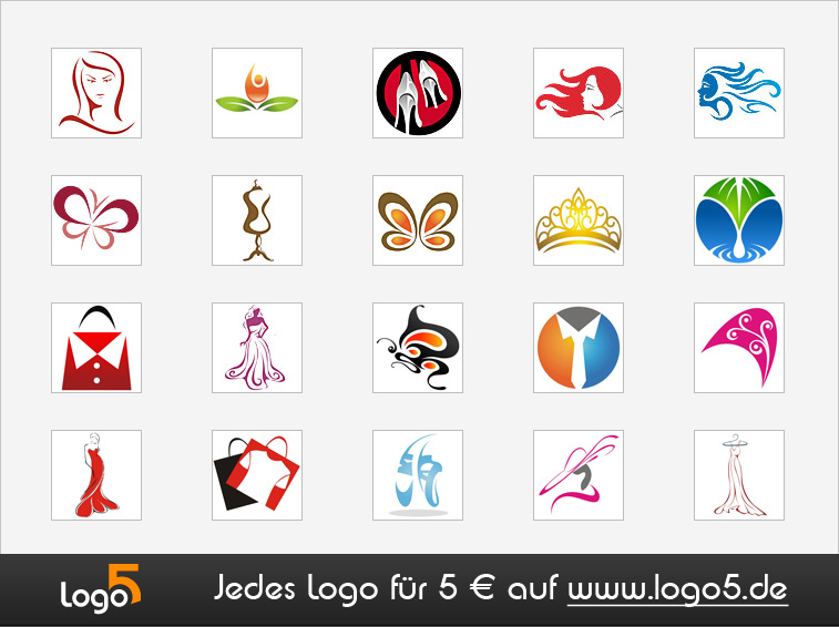 Fashion - Mode Logos