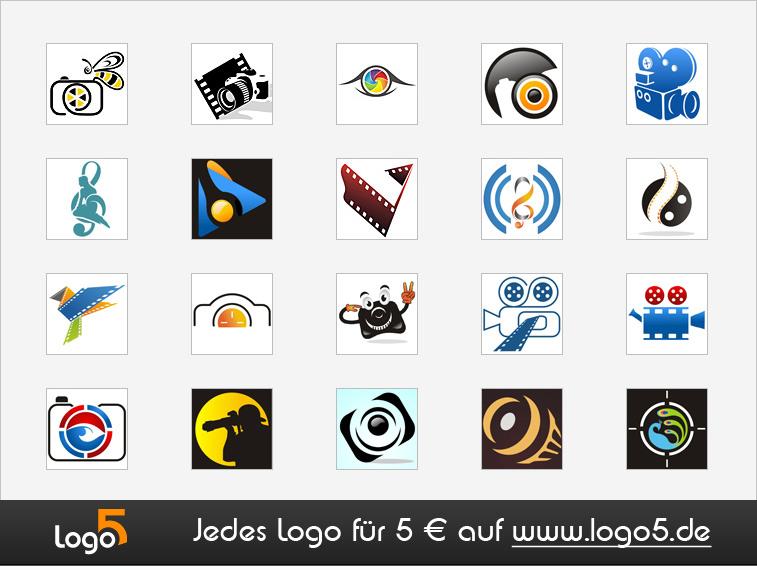 Fotograf - Videograf Logos