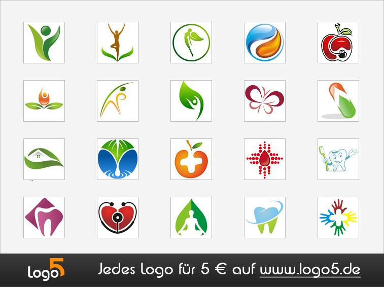 Logos zu logistik in gesundheit eumeta