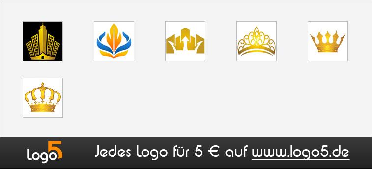 Krone, Kronen Logos