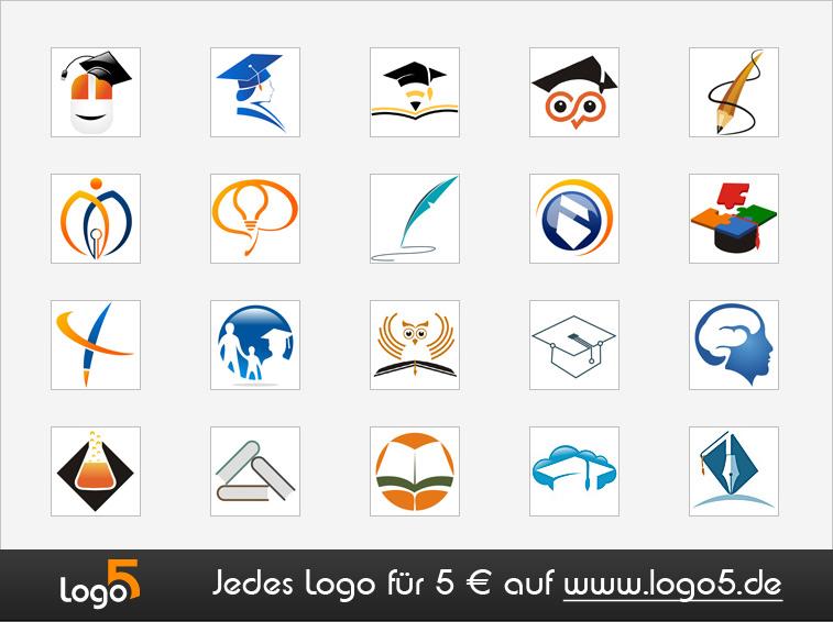 Bildund - Schule Logos